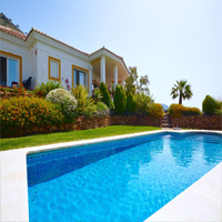 Villas à Sainte Maxime